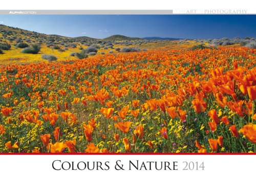 The Art of Photography: Colours & Nature 2014
