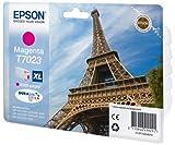 Epson C13T70234010 - T7023 - XL size - magenta - original - blister - ink cartridge - for WorkForce Pro WP-4015, WP-4025, WP-4095, WP-4515, WP-4525, WP-4535, WP-4545, WP-4595