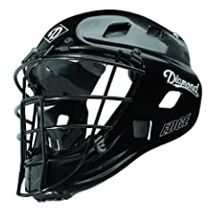 Buy Diamond Edge Pro-Style Catcher's Helmet by Diamond Sports