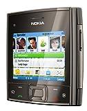 Nokia X5-01 5MP, Wi-Fi, 3G, 2GB Memory Card,Push Email, Unlocked World Vers ....