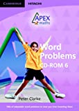 Apex Maths Word Problems CD-ROM 6