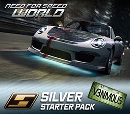 Need For Speed World Silver Starter Pack [Online Game Code]