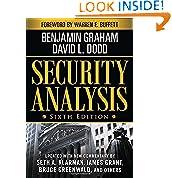 Benjamin Graham (Author), David Dodd (Author), Warren Buffett (Foreword) (82)Buy new:  $75.00  $39.35 99 used & new from $30.99