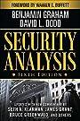 Security Analysis: Sixth Edition, F...