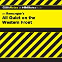 All Quiet on the Western Front: CliffsNotes
