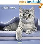 Cats 2015: Brosch�renkalender mit Fer...