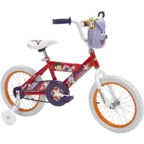 Huffy Girls Dora 16-Inch Bike