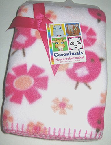 Garanimals Girls' Fleece Blanket - 1