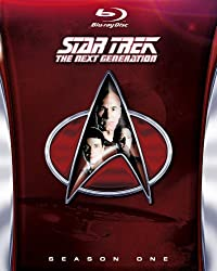 Star Trek: The Next Generation - Season One [Blu-ray]