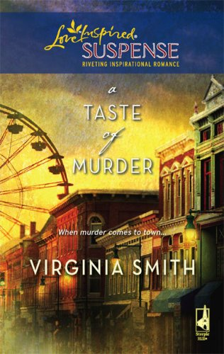 Image of A Taste of Murder (The Classical Trio Series, Book 1) (Steeple Hill Love Inspired Suspense #121)
