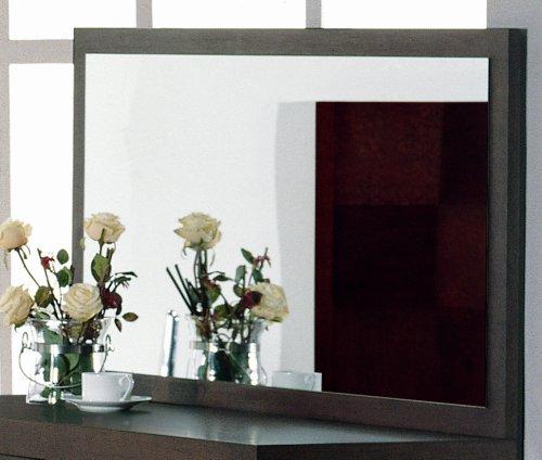 Traxler Wall Mirror In Walnut front-522903