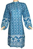 Party Wear Tunic & Top Womens Clothing Blouse-Indian Boho Ladies Casual Wear Kurta Size 3XL