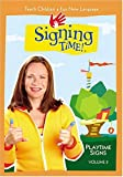echange, troc Signing Time 2: Playtime Signs [Import USA Zone 1]