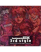 beatmania II DX 3rd style Original Soundtracks