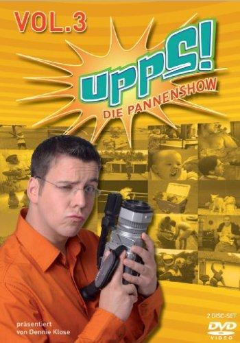 Upps! - Die Pannenshow, Vol. 3 [2 DVDs] hier kaufen