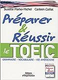 echange, troc Suzette Marko-Michel, Carleen Caillat - Préparer et réussir le TOEIC