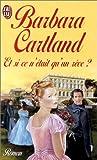 echange, troc Barbara Cartland - Et si ce n'etait qu'un reve ?