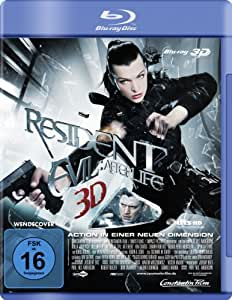 Resident Evil - Afterlife (3D Version) [3D Blu-ray]