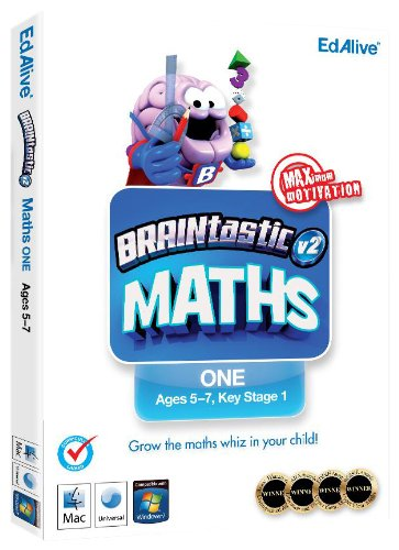BRAINtastic Version 2 Maths ONE