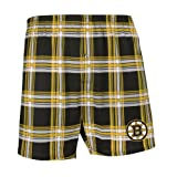 NHL Boston Bruins Men's Millennium Boxer, Black/Gold, XX-Large at Amazon.com