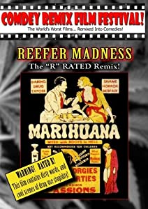 """Tony Trombo's remix: REEFER MADNESS: The """"R"""" RATED remix"""