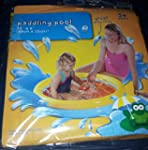 fun children paddling pool