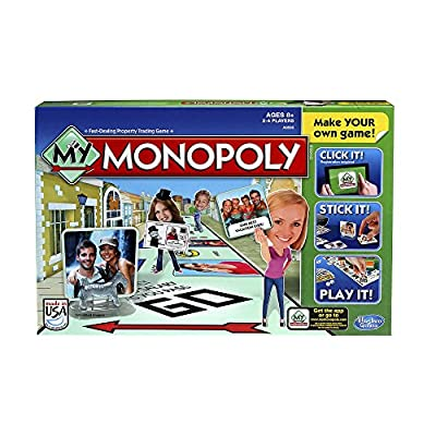 My Monopoly Game from Hasbro Games