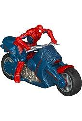 Spider-Man Marvel Ultimate Zoom 'N Go Spider Cycle