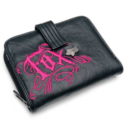 Fox ladies Rebellion wallet black