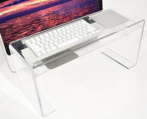 Amazon Com Standing Fit Keyboard Riser Standing Desk