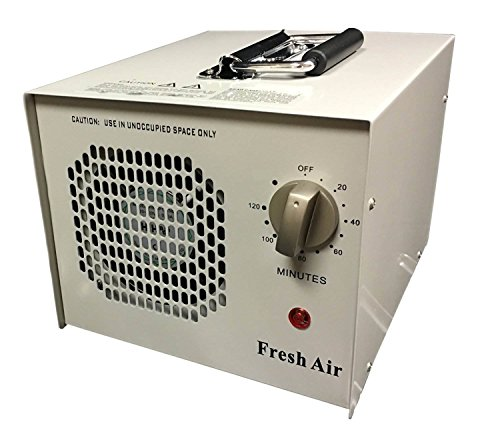 Fresh Air Commercial Air Purifier Ozone Generator UV Sterilizer 4,000mg/ hr 4g Cleaner Deodorizer UVC (Cigar Smoke Air Filter compare prices)