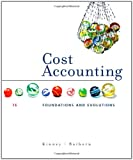 Cost Accounting: Foundations and Evolutions, 7th Edition