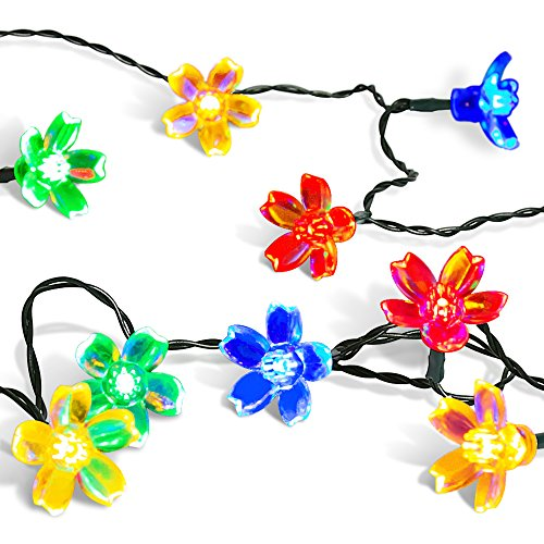 solar-christmas-string-lightseasydecor-50-led-flower-23ft-multi-color-8mode-waterproof-decorative-bl