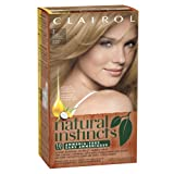Clairol Natural Instincts Hair Color 02 Sahara Light Blonde 1 Kit (Pack Of 3)