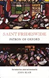 img - for St Frideswide: Patron of Oxford book / textbook / text book