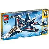 Lego Creator - 31039 - Jeu De Construction - L'avion Bleu