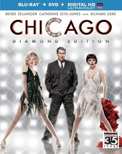 Chicago (Diamond Edition Blu-ray / DVD + UltraViolet Digital Copy) by Lions Gate