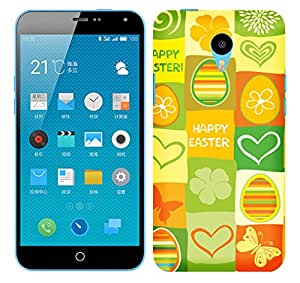 WOW Printed Designer Mobile Case Back Cover For Meizu M1 Note