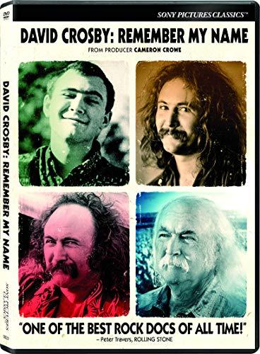 DVD : David Crosby: Remember My Name