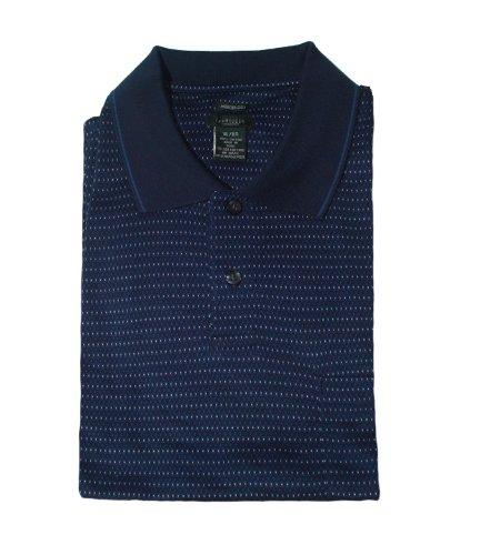 24d4e920 cheap van heusen polo shirts: Van Heusen Men's Blue Mercerized Golf ...