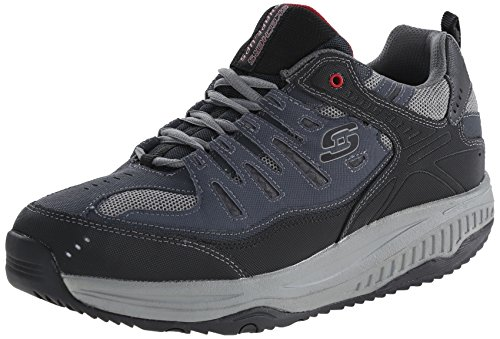 Skechers Shape-Ups XT All-Day Comfort Herren Sneakers, Blau (Marineblau), 44