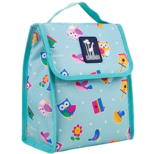 Olive Kids Birdie Munch 'n Lunch Bag