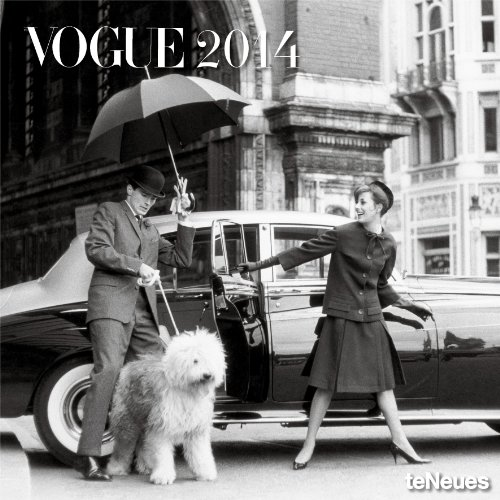 Vogue Photography 2014 Broschürenkalender