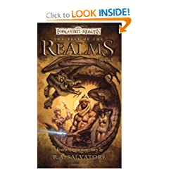 The Best of the Realms (Forgotten Realms Anthology) by R.A. Salvatore