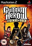 Guitar Hero III - Game Only (PS2) [import anglais]
