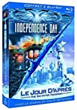 echange, troc Le jour d'après + Independence Day - Coffret Roland Emmerich 2 Blu-Ray [Blu-ray]
