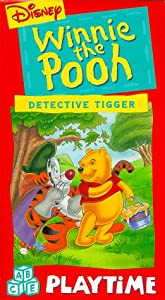 Winnie the Pooh: Detective Tigger [VHS]