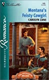 img - for Montana's Feisty Cowgirl (The Brubaker Brides) (Harlequin Romance) book / textbook / text book