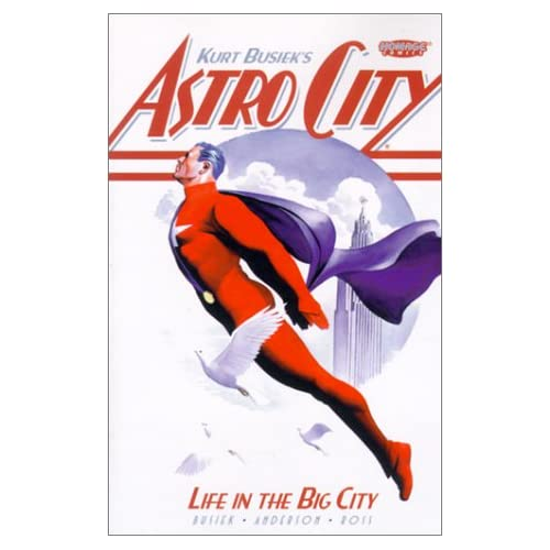 Astro City - Life In The Big City