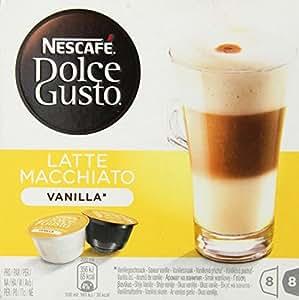 Dolce Gusto Latte Macchiato Vanilla